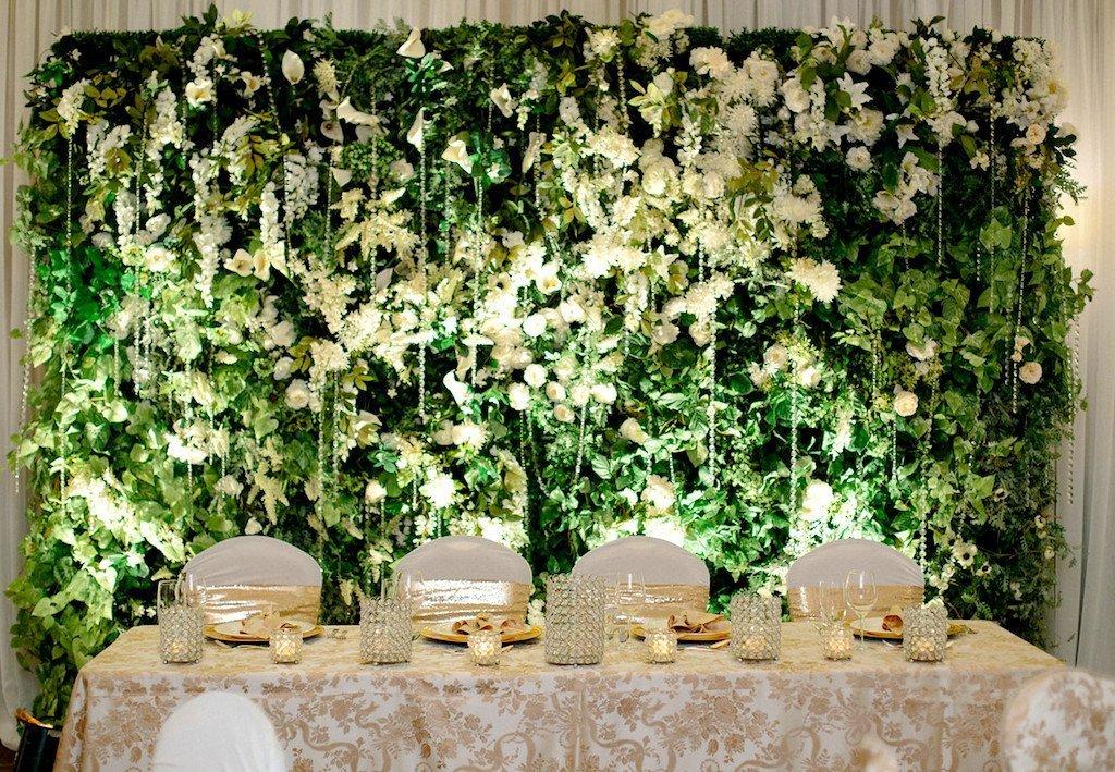 Events Greenery Greenscape Design Decor