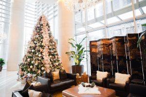 Holiday Trees and Decor