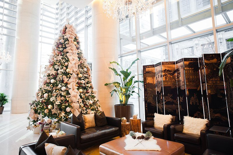 Holiday Trees and Decor