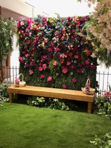 Easter or Spring Holiday backdrop