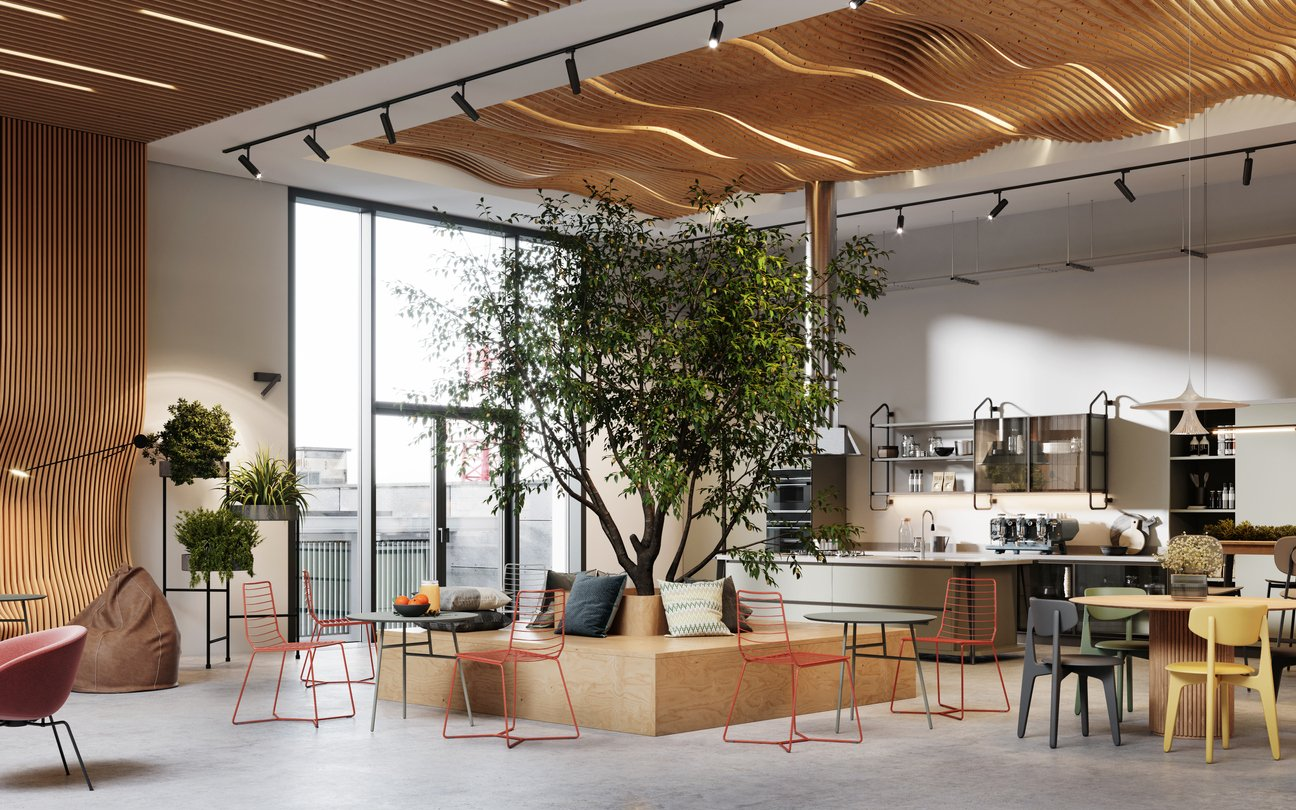 artificial trees for indoor decor