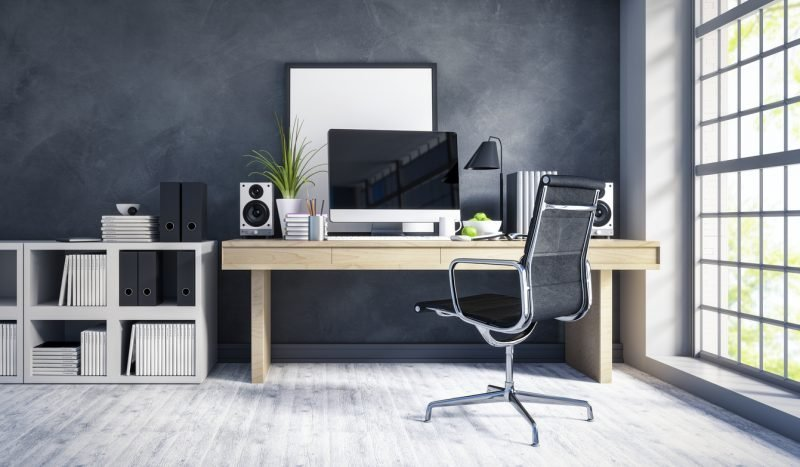 Plants Office, less is more